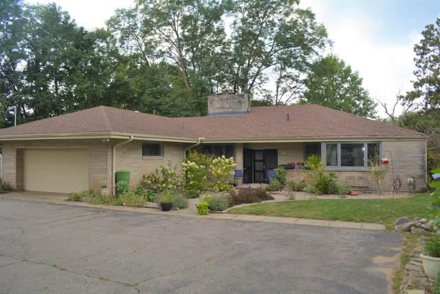 5100 Browns Lake Road, Jackson, MI 49203 (MLS #21105899) :: CENTURY 21 C. Howard