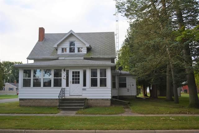313 E Main Street, Homer, MI 49245 (MLS #21105909) :: Sold by Stevo Team | @Home Realty