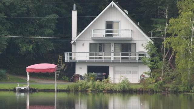 941 E Baldwin Lake Drive, Greenville, MI 48838 (MLS #21106065) :: The Hatfield Group