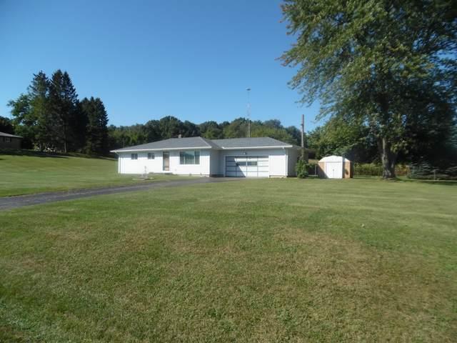 7238 S Draper Rd., Jackson, MI 49201 (MLS #21106066) :: The Hatfield Group