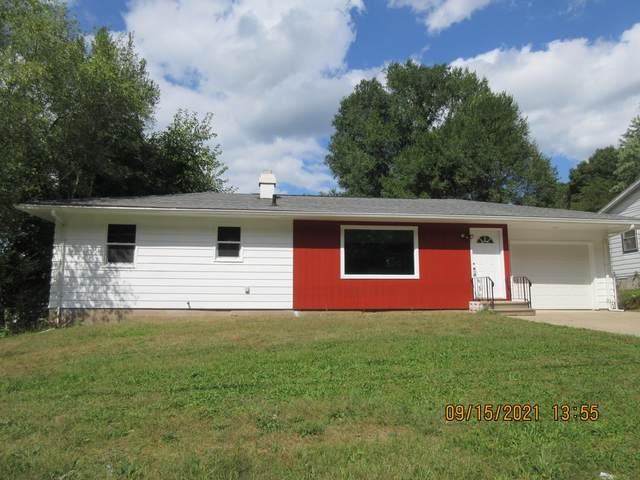 535 E Roosevelt Ave Avenue, Battle Creek, MI 49017 (MLS #21106085) :: CENTURY 21 C. Howard