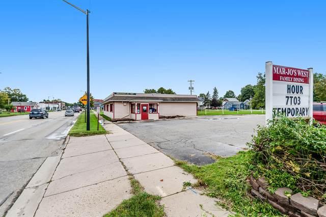 325 N Grand Street, Schoolcraft, MI 49087 (MLS #21106201) :: The Hatfield Group