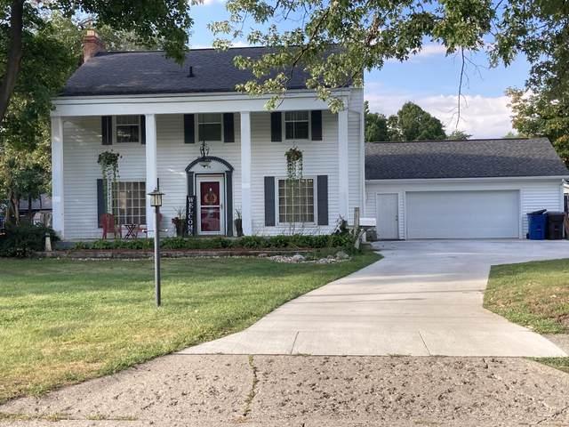 56 N Circle Drive, Coldwater, MI 49036 (MLS #21106229) :: BlueWest Properties