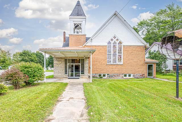 307 S Sheridan Avenue #1, Remus, MI 49340 (MLS #21106250) :: Sold by Stevo Team | @Home Realty