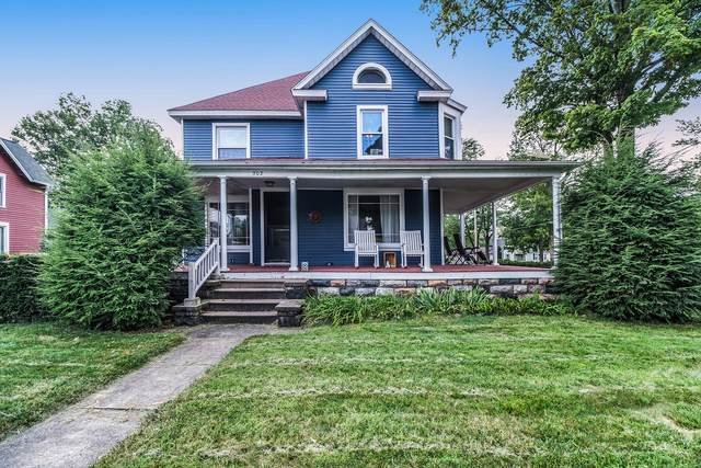 302 S Michigan Avenue, Vicksburg, MI 49097 (MLS #21106252) :: BlueWest Properties
