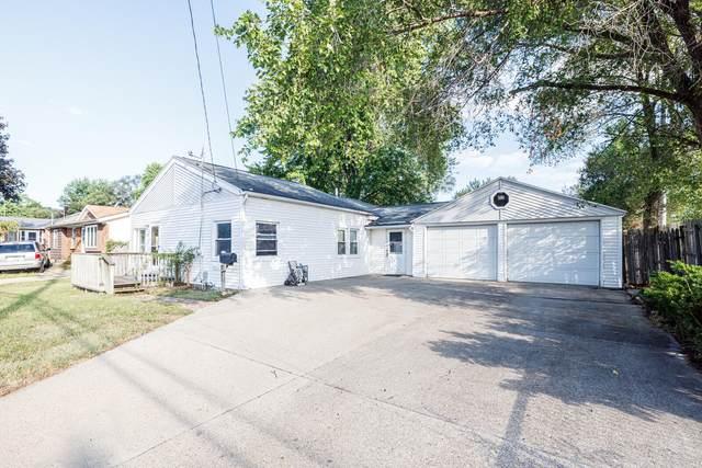 1621 36th Street Street SW, Wyoming, MI 49519 (MLS #21106262) :: CENTURY 21 C. Howard