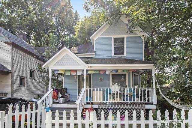 415 Ranney Street, Kalamazoo, MI 49001 (MLS #21106269) :: Ginger Baxter Group