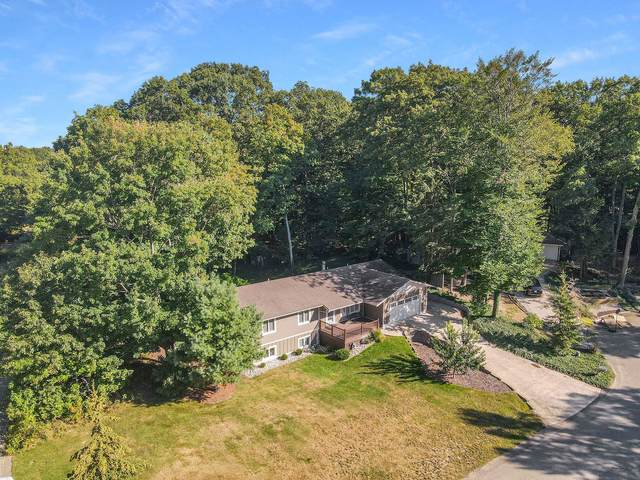 9436 Lakeview Court, West Olive, MI 49460 (MLS #21106280) :: The Hatfield Group