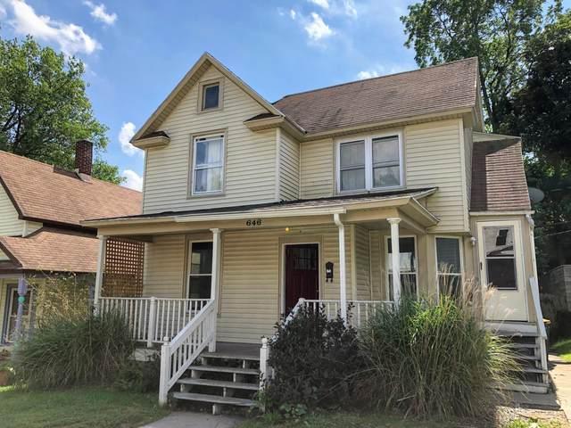 646 Innes Street NE, Grand Rapids, MI 49503 (MLS #21106290) :: Ginger Baxter Group