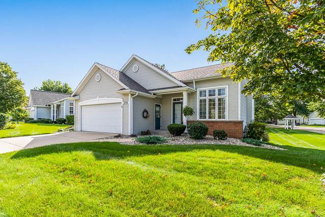 376 Holly Field Court, Holland, MI 49423 (MLS #21106318) :: JH Realty Partners