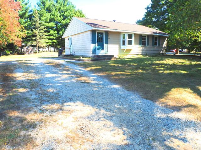 4145 Avon Drive, Dorr, MI 49323 (MLS #21106328) :: BlueWest Properties