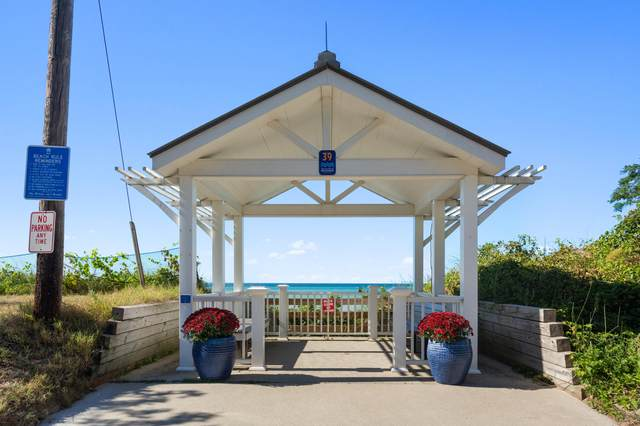 3901 Lake Shore Drive Drive, New Buffalo, MI 49117 (MLS #21106333) :: Ginger Baxter Group
