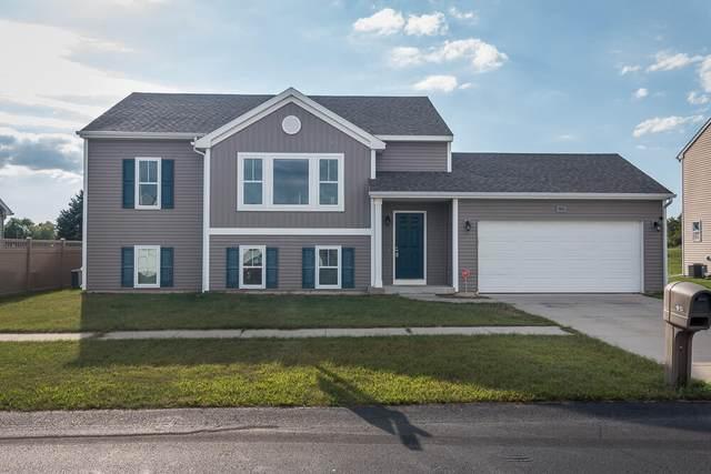 1813 Whitewater Street, Galesburg, MI 49053 (MLS #21106348) :: JH Realty Partners
