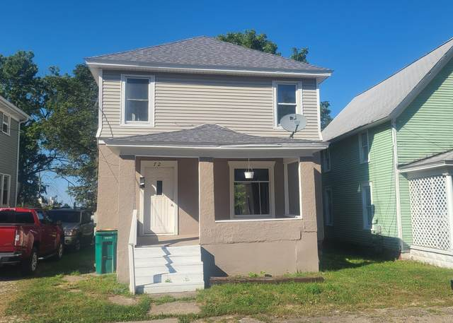 72 Baker Court, Battle Creek, MI 49037 (MLS #21106350) :: CENTURY 21 C. Howard