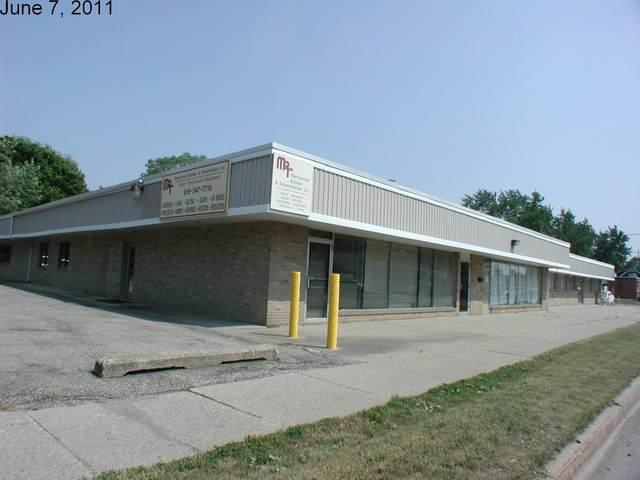 3060 Madison Avenue SE, Wyoming, MI 49548 (MLS #21106403) :: CENTURY 21 C. Howard