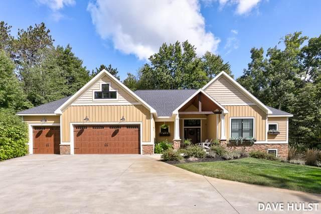 6305 N Ryan Ridge Drive, Holland, MI 49423 (MLS #21106408) :: BlueWest Properties