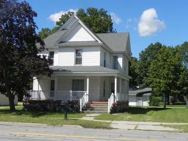 202 W Delaware Street, Decatur, MI 49045 (MLS #21106434) :: Sold by Stevo Team   @Home Realty