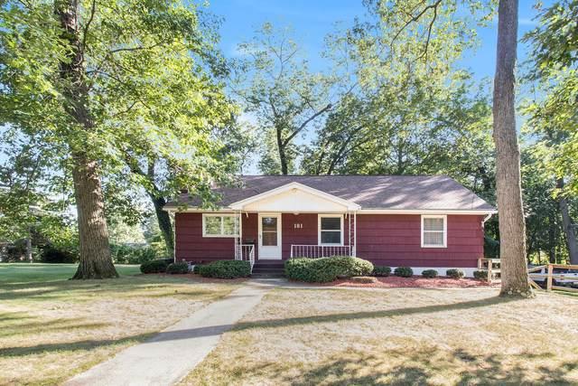 181 Ludwig Avenue, Battle Creek, MI 49037 (MLS #21106451) :: CENTURY 21 C. Howard