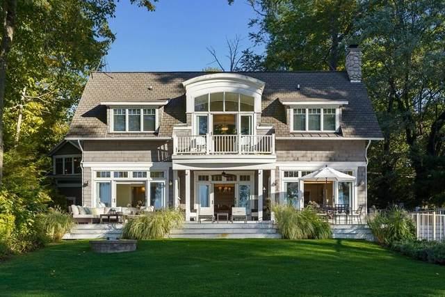 4603 Park Avenue, Benton Harbor, MI 49022 (MLS #21106460) :: The Hatfield Group