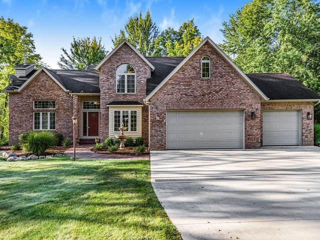 245 W Girard Road, Union City, MI 49094 (MLS #21106475) :: Sold by Stevo Team | @Home Realty