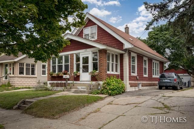134 Arthur Avenue NE, Grand Rapids, MI 49503 (MLS #21106509) :: CENTURY 21 C. Howard