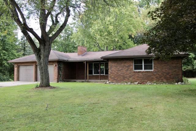 13500 Mckinley Road, Chelsea, MI 48118 (MLS #21106520) :: Sold by Stevo Team   @Home Realty