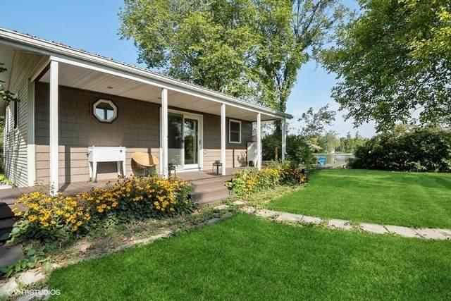 0-Bass Island Pipestone Lake Drive, Eau Claire, MI 49111 (MLS #21106535) :: Sold by Stevo Team | @Home Realty