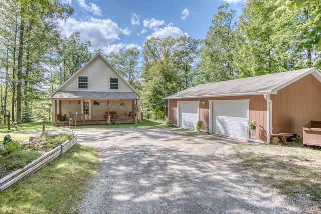 4810 White Birch Lane, Farwell, MI 48622 (MLS #21106589) :: BlueWest Properties