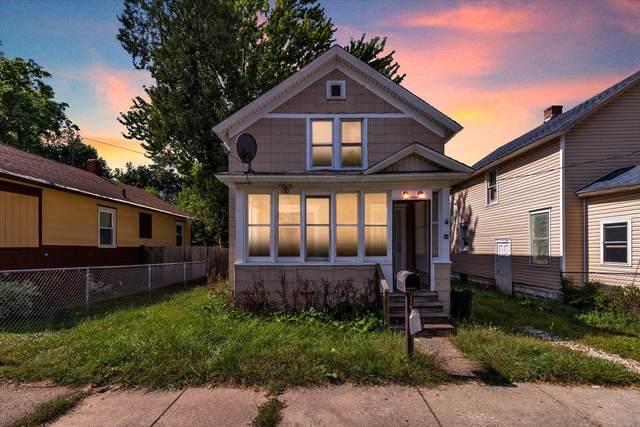 35 Stiles Street, Battle Creek, MI 49014 (MLS #21106663) :: Deb Stevenson Group - Greenridge Realty