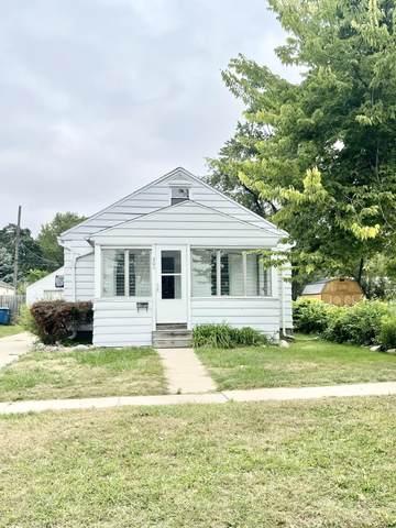 306 Eldred Street, Battle Creek, MI 49015 (MLS #21106737) :: Deb Stevenson Group - Greenridge Realty