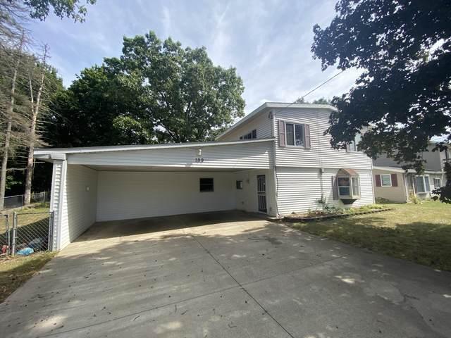 189 Ackerson Lake Drive, Jackson, MI 49201 (MLS #21106739) :: CENTURY 21 C. Howard