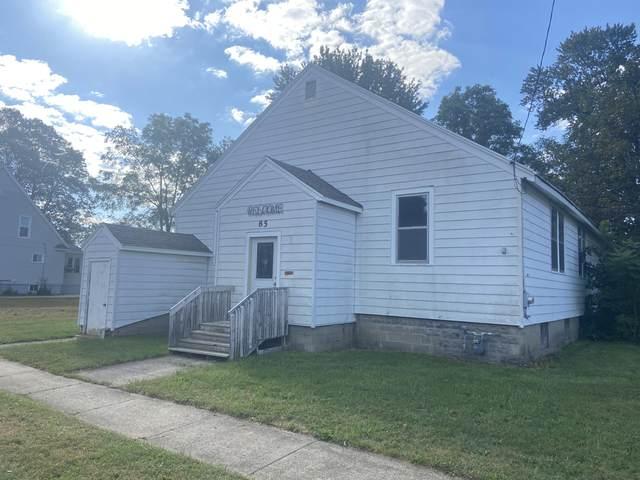 85 W Bidwell Street, Battle Creek, MI 49015 (MLS #21106741) :: Deb Stevenson Group - Greenridge Realty
