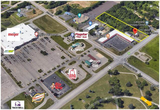 2257 W Columbia Avenue, Battle Creek, MI 49015 (MLS #21106752) :: Deb Stevenson Group - Greenridge Realty