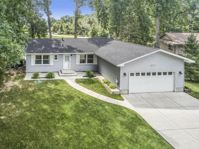 577 Acorn Trail, Horton, MI 49246 (MLS #21106776) :: Sold by Stevo Team | @Home Realty