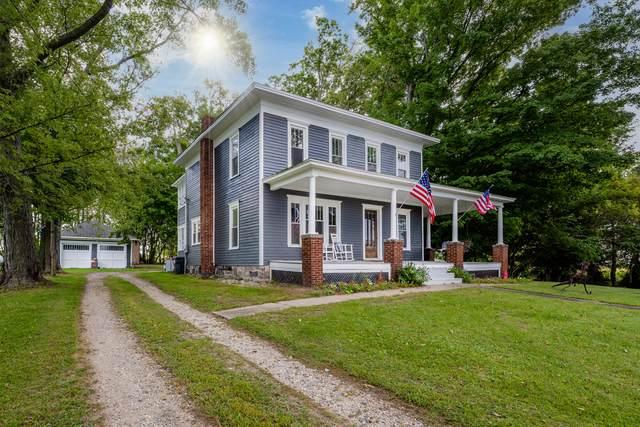 6573 Hillandale Road, Sodus, MI 49126 (MLS #21106780) :: Sold by Stevo Team | @Home Realty