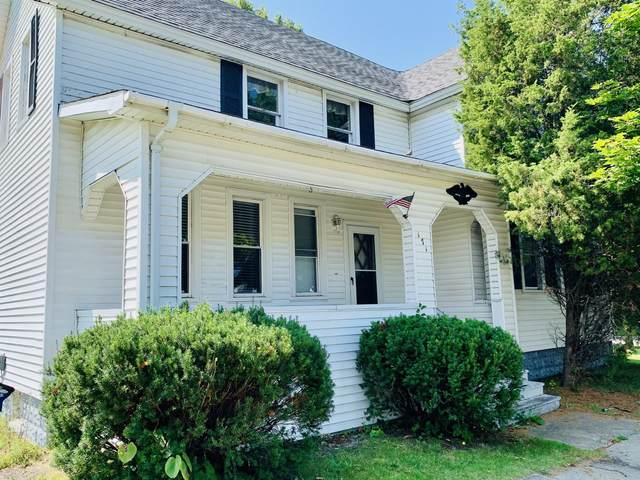 171 Eighth Street, Manistee, MI 49660 (MLS #21106783) :: BlueWest Properties