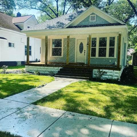 2821 8th Street, Muskegon, MI 49444 (MLS #21106815) :: Sold by Stevo Team | @Home Realty