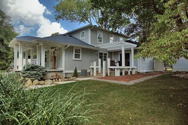 502 Lake Drive, Coldwater, MI 49036 (MLS #21106829) :: The Hatfield Group