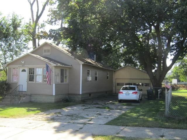 829 W Barney Avenue, Muskegon, MI 49441 (MLS #21106832) :: Keller Williams Realty | Kalamazoo Market Center