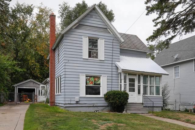442 S Washington Avenue, Battle Creek, MI 49015 (MLS #21106847) :: Deb Stevenson Group - Greenridge Realty