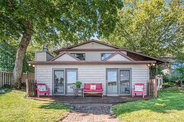 1226 N Eagle Lake Drive, Kalamazoo, MI 49009 (MLS #21106861) :: Keller Williams Realty | Kalamazoo Market Center