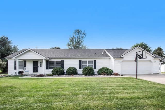1126 Gardenia Avenue, Vicksburg, MI 49097 (MLS #21106878) :: BlueWest Properties