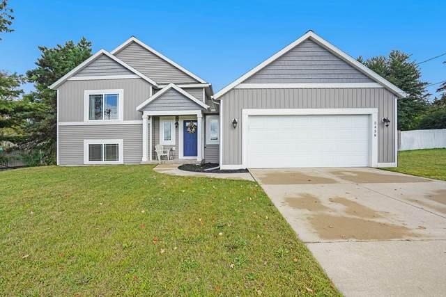 5438 Byron Center Avenue SW, Wyoming, MI 49519 (MLS #21106990) :: CENTURY 21 C. Howard