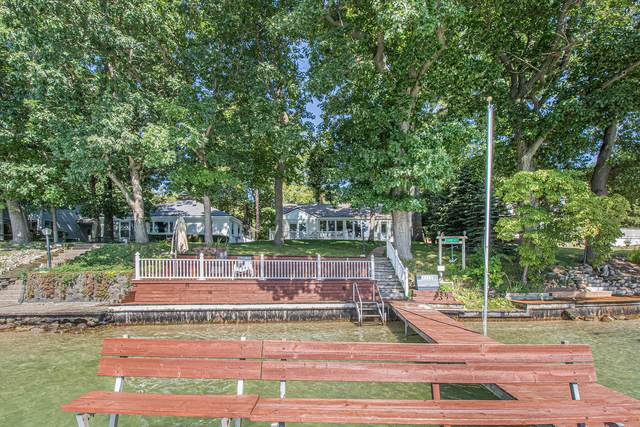 456 E Gull Lake Drive, Augusta, MI 49012 (MLS #21107006) :: Sold by Stevo Team | @Home Realty