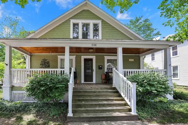 538 Riverside Drive, Portland, MI 48875 (MLS #21107018) :: Deb Stevenson Group - Greenridge Realty