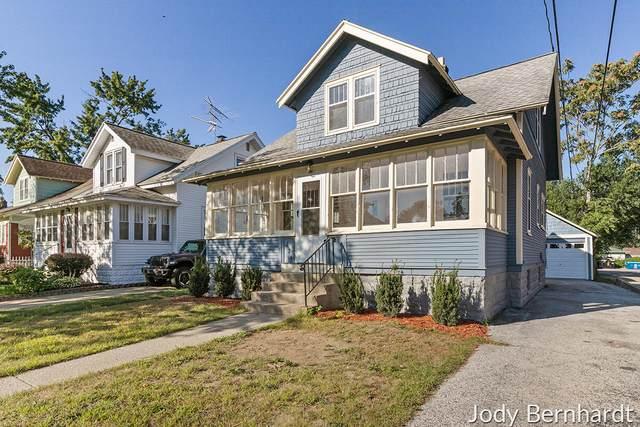 374 Washington Boulevard, Holland, MI 49423 (MLS #21107034) :: BlueWest Properties