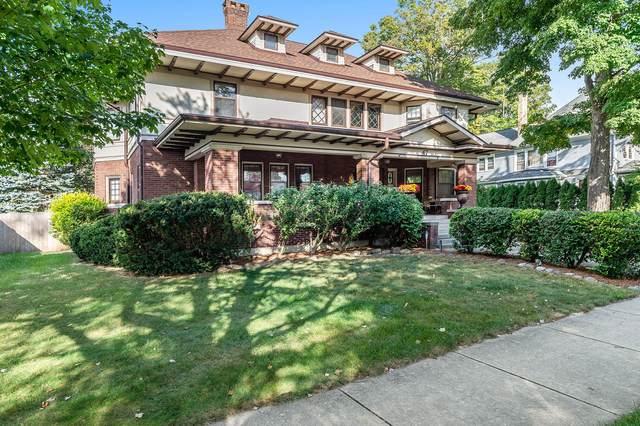 47 Orchard Place, Battle Creek, MI 49017 (MLS #21107048) :: BlueWest Properties
