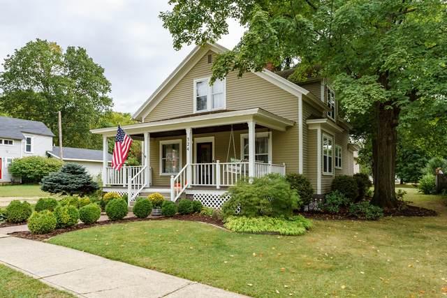 324 Washington Street, Lawton, MI 49065 (MLS #21107055) :: Sold by Stevo Team | @Home Realty