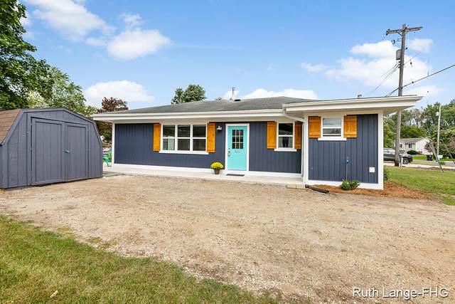 12895 Valley Drive, Wayland, MI 49348 (MLS #21107080) :: BlueWest Properties