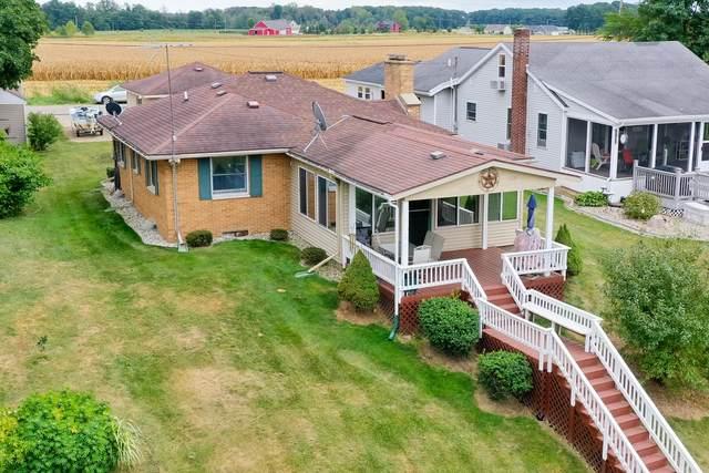 8128 Greenfield Shores Drive, Scotts, MI 49088 (MLS #21107082) :: BlueWest Properties